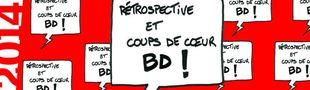 Cover Rétrospective et coups de coeur BD 2014