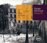 Pochette Jazz in Paris: Swing 39