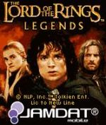 Jaquette The Lord of the Rings : Legends