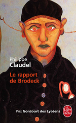 Couverture Le Rapport de Brodeck