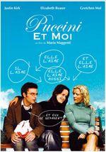 Affiche Puccini et Moi