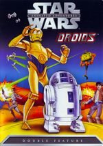 Affiche Star Wars : Droïdes - Les Pirates et le Prince