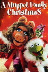 Affiche Le Noël des Muppets
