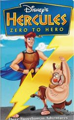 Affiche Hercules : Zero to Hero
