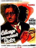 Affiche L'Etrange Monsieur Victor