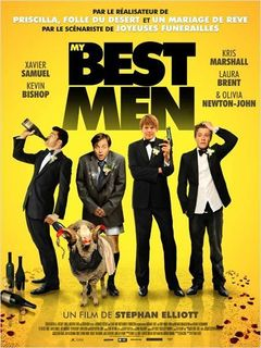 Affiche My Best Men