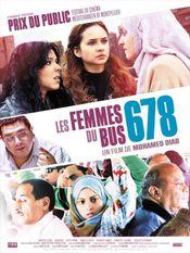 Affiche Les Femmes du bus 678