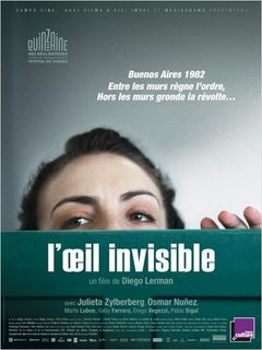 Affiche L'Oeil Invisible