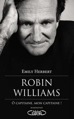 Couverture Robin Williams
