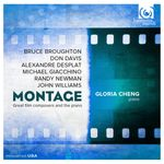 Pochette Montage: Great Film Composers and The Piano
