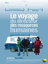 Affiche Le Voyage du directeur des ressources humaines