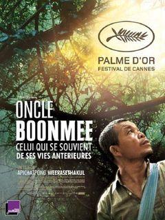 Affiche Oncle Boonmee, celui qui se souvient de ses vies antérieures