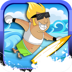 Jaquette Summer Wave Surfing