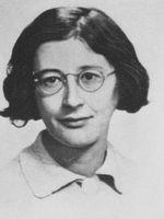 Photo Simone Weil