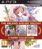 Jaquette The Arland Atelier Trilogy