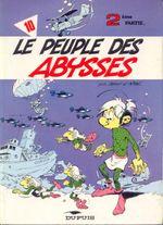 Couverture Le Peuple des abysses - Les Petits Hommes, tome 10