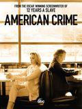 Affiche American Crime