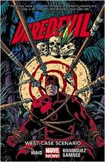 Couverture West-Case Scenario - Daredevil (2014), tome 2