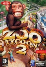 Jaquette Zoo Tycoon 2