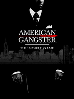 Jaquette American Gangster : The Mobile Game