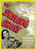 Affiche The Smiling Ghost
