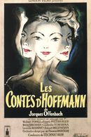 Affiche Les Contes d'Hoffmann