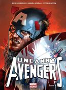 Couverture Ragnarok Now! (II) - Uncanny Avengers (2012), tome 3