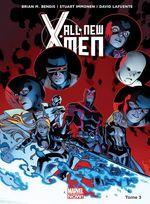 Couverture X-Men Vs. X-Men - All New X-Men, tome 3