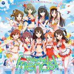 Pochette We're the friends! (Single)