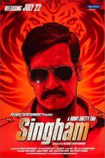 Affiche Singham