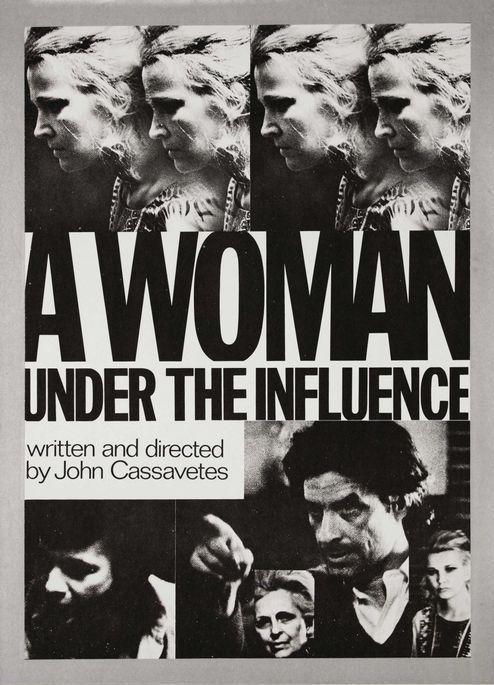Affiches Posters Et Images De Une Femme Sous Influence 1974