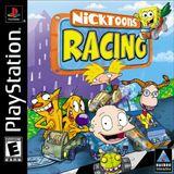 Jaquette Nicktoons Racing