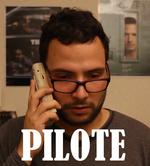 Affiche Pilote