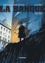 Couverture Les Comptes d'Haussmann - La Banque, tome 3