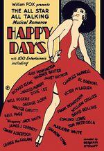 Affiche Happy Days