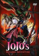 Affiche JoJo's Bizarre Adventure