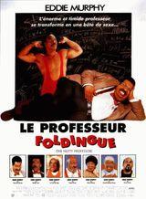 Affiche Le Professeur Foldingue