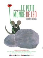 Affiche Le Petit Monde de Léo