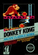 Jaquette Donkey Kong