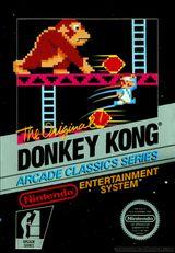 Jaquette Donkey Kong