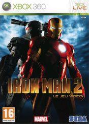 Jaquette Iron Man 2 : Le Jeu vidéo