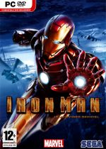 Jaquette Iron Man : Le Jeu vidéo officiel