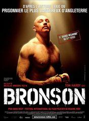 Affiche Bronson