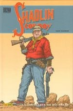Couverture Shaolin Cowboy