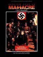 Affiche Requiem pour un massacre