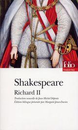Couverture Richard II
