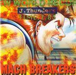 Pochette Namco Game Sound Express, VOL.19: Mach Breakers (OST)