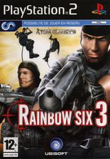 Jaquette Rainbow Six 3