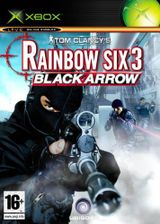 Jaquette Rainbow Six 3 : Black Arrow