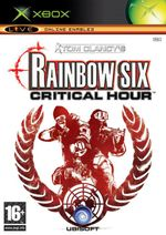 Jaquette Rainbow Six : Critical Hour